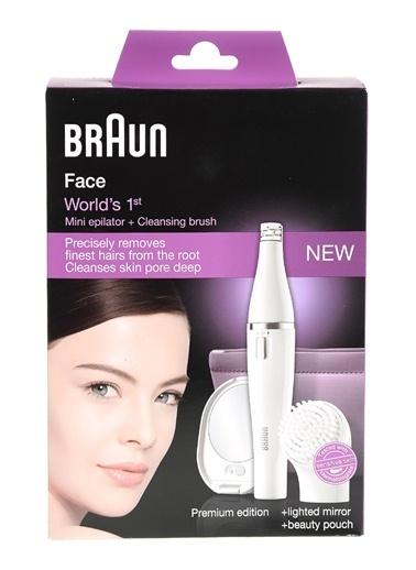 Braun SE830 Face Yüz Epilatörü Renkli